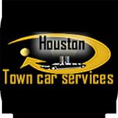 Houston Town Car Service icon
