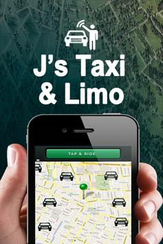 J's Taxi & Limo poster