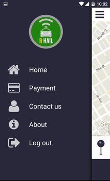 Ride Hail screenshot 1