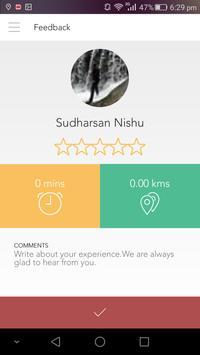 Ridemix Driver app apk screenshot