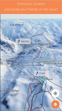 4riders Ski - 3D Social Maps and GPS Tracking apk screenshot