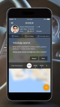 Rider Network screenshot 2