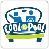Cool to Pool Rideshare icon
