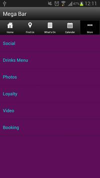 Mega Bar screenshot 3