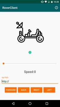 Rover Client screenshot 1