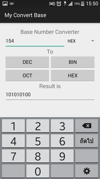 My Convert Base apk screenshot