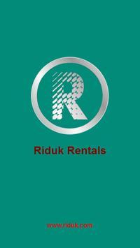 Riduk - Rentals poster