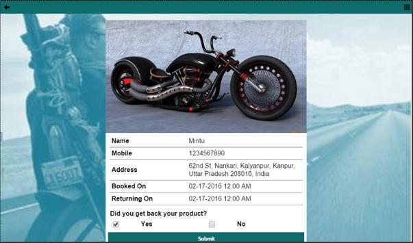 Riduk - Rentals screenshot 11