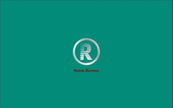 Riduk - Rentals screenshot 4