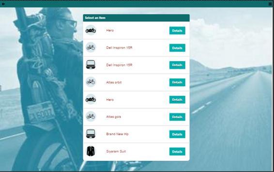 Riduk - Rentals screenshot 6