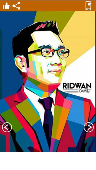 Ridwan Kamil ArtHD Wallpapers poster