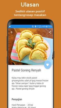 """Resep Pastel """"Basah, Kering & Renyah"""" screenshot 3"""