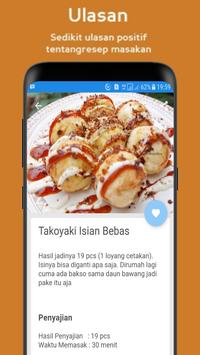 Resep Membuat Takoyaki screenshot 3