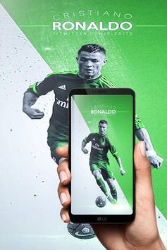Cristiano Ronaldo Wallpapers Free poster
