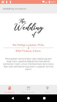 RF Wedding apk screenshot