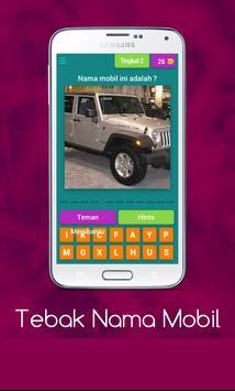 Tebak Nama Mobil screenshot 2
