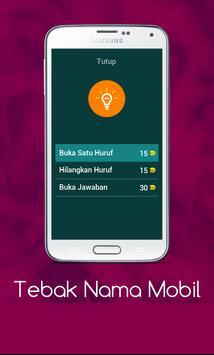 Tebak Nama Mobil screenshot 4