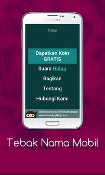 Tebak Nama Mobil screenshot 5
