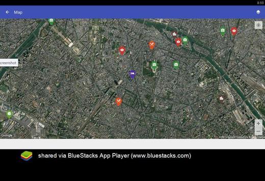 directions-maps GPS screenshot 5