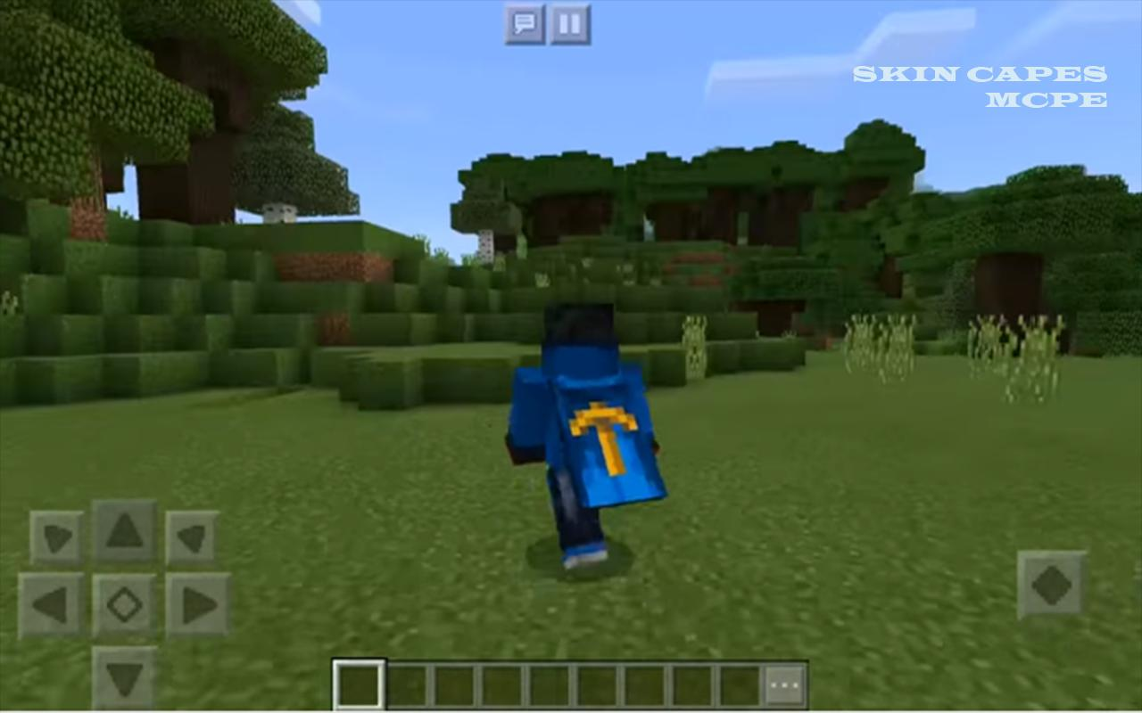 Custom Skin In Capes for MCPE cho Android - Tải về APK