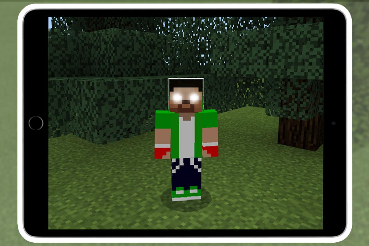 Minecraft pe herobrine mod android » wozmewebra gq