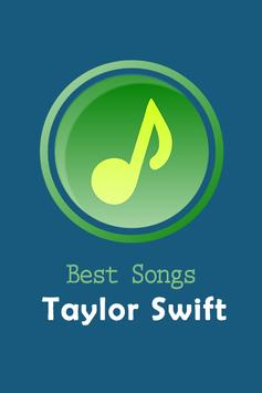 Taylor Swift Songs poster