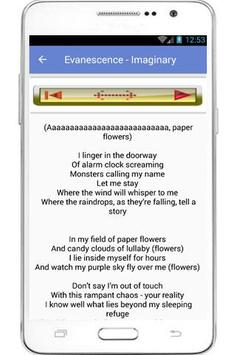 Evanescence Lyrics For Android Apk Download