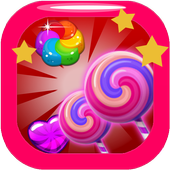 Jelly Crush Sweet Candy icon