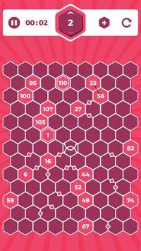 Number Mazes: Rikudo Puzzles screenshot 11