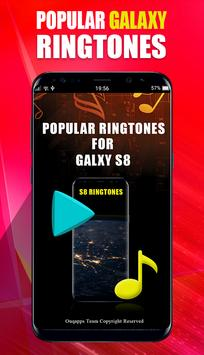 Popular Ringtones For Galaxy S8 & S7 poster