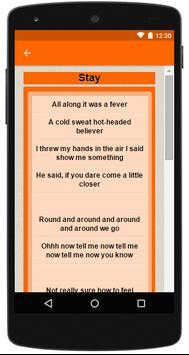 Rihanna Complete Lyrics apk screenshot