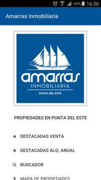 Amarras Inmobiliaria poster
