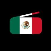 Radios Mexico icon