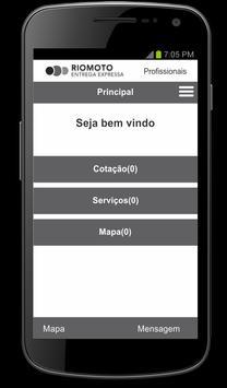 RIOMOTO - Profissional screenshot 4