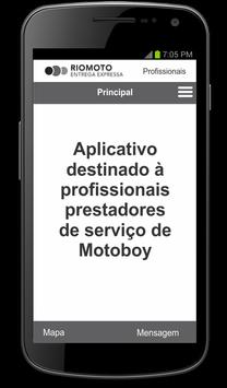 RIOMOTO - Profissional screenshot 14