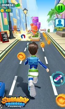 Subway Princess Runner screenshot 6