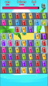 Cans Crush - Match 3 apk screenshot