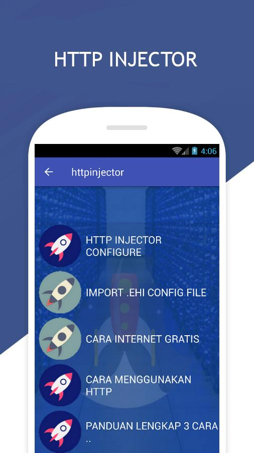 config http injector 2018 for Android - APK Download