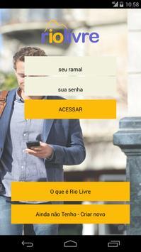 LiBell - RioLivre poster