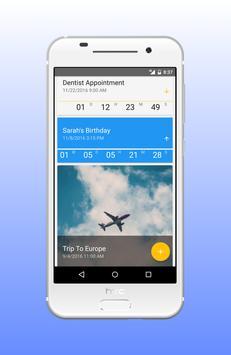 Amazing Days 2 - Countdowns apk screenshot