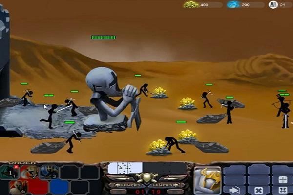 stick war 2 game