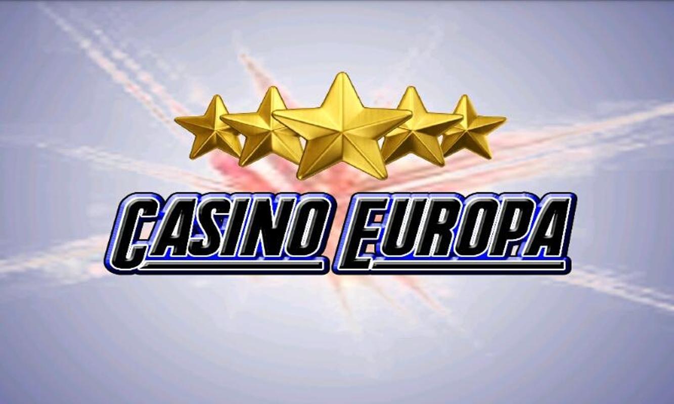 официальный сайт казино европа скачать для андроид