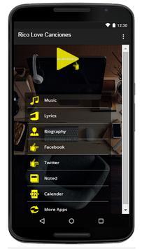 Rico Love -  Music And Lyrics screenshot 1
