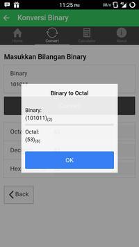 Konversi Bilangan - KonvBil screenshot 3