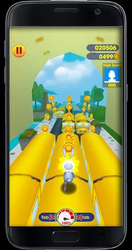 Subway Rush 3D Surfers apk screenshot