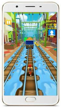 Super Subway Surf Runner 2017 apk screenshot