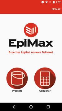 EpiMax poster