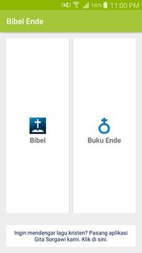Bibel Ende Player poster
