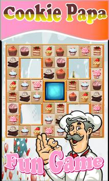 Cookie Papa Crumble 3 poster