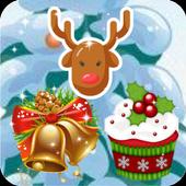 Merry Christmas Crumble 3 icon